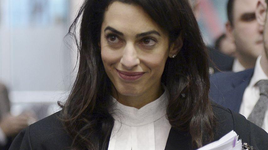 Amal Clooney: Wird sie jetzt TV-Richterin in Hollywood?