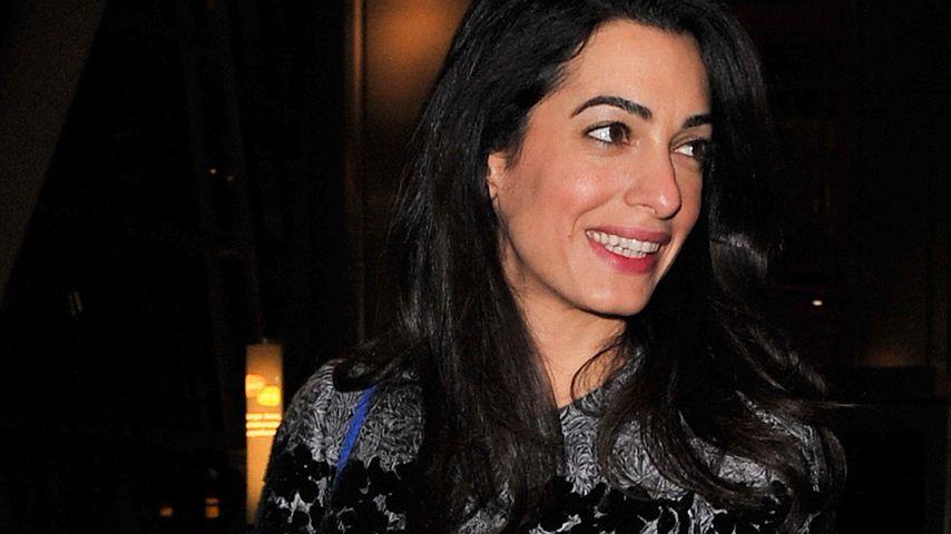 Amal Bag! Tasche nach Mrs. Clooney benannt