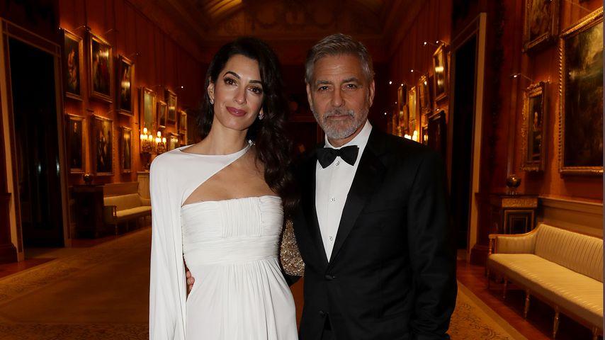 George Clooney war lange pleite