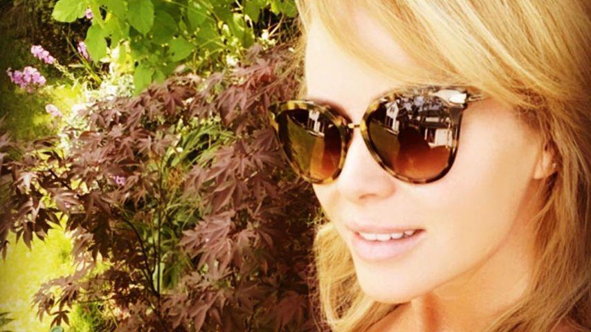 Amanda Holden im Mai 2020