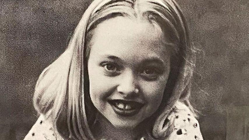 Amanda Seyfried im Jahr 1995
