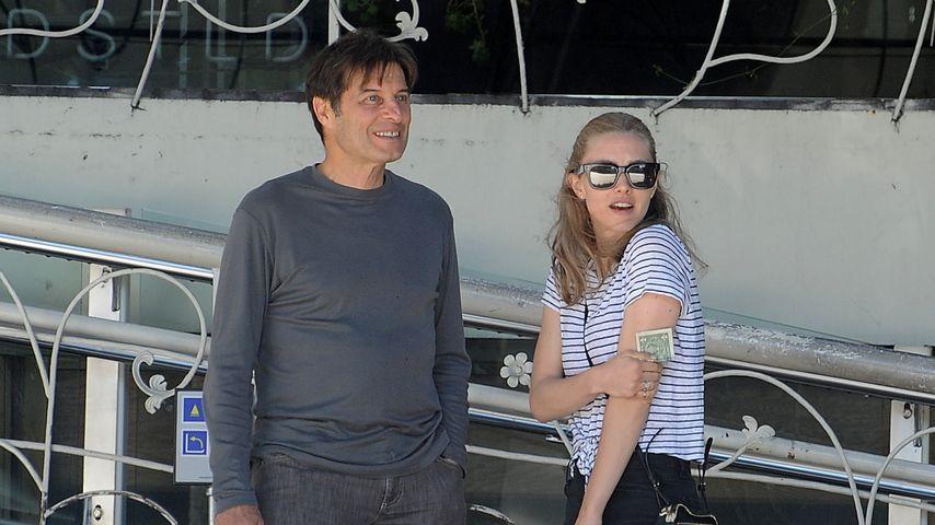 Amanda Seyfried mit mysteriösem Mann unterwegs