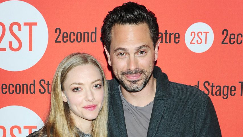 "Amanda Seyfried und Thomas Sadoski beim ""The Way We Get By""-Photocall 2015"