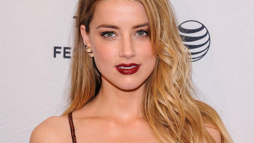Harter Anfang: Beneidet Amber Heard Blockbuster-Kolleginnen?