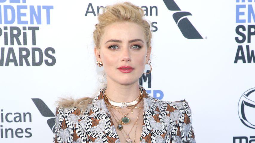Schauspielerin Amber Heard