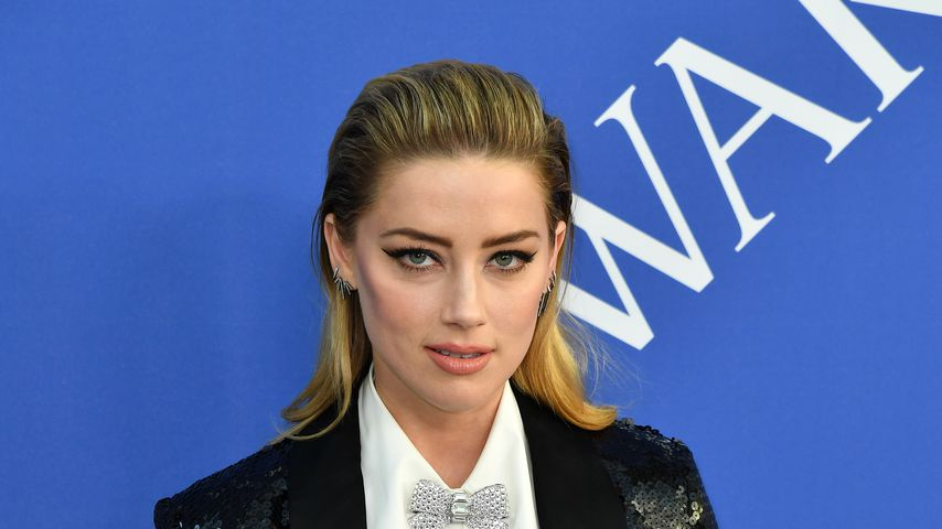 Amber Heard bei denn CFDA Fashion Awards