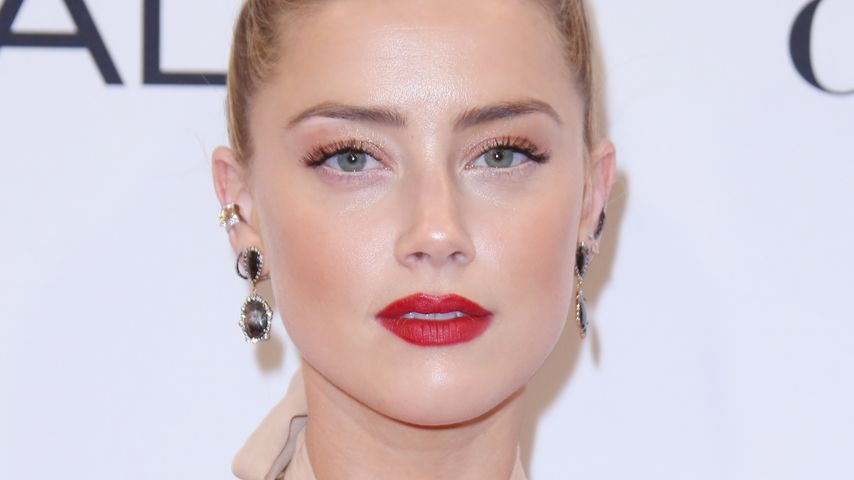 Amber Heard im November 2016 bei einer Preisverleihung in Los Angeles