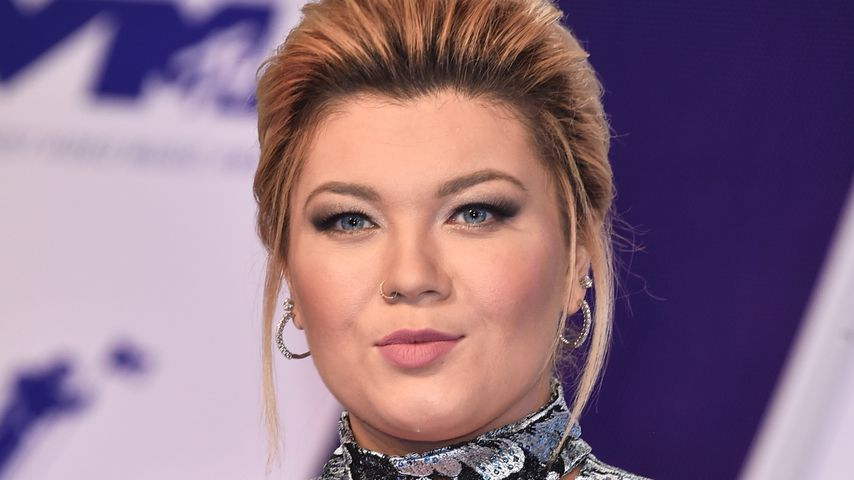 Amber Portwood bei den MTV Video Music Awards 2017