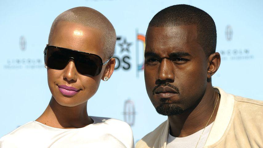 Kratziges Klopapier im Zug: Kanye West mag's soft
