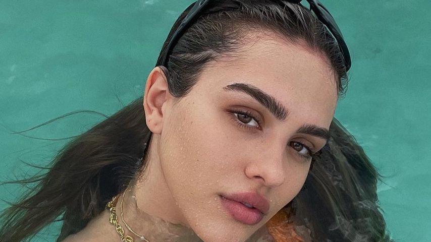 Amelia Hamlin, Model