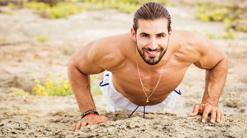 """Muskel-Flop? Das sagen Fans zu """"Love Island""""-Nachzügler Amin"""