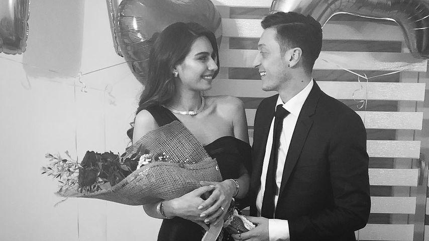Mesut Özil: Hochzeit in Istanbul - das wünscht er sich als Geschenk