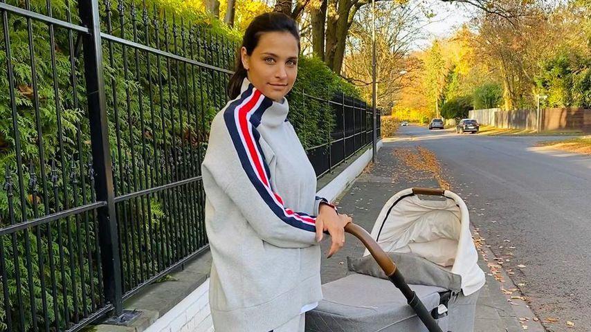 Total goldig: Amira Pocher gratuliert Sohn zum 1. Geburtstag