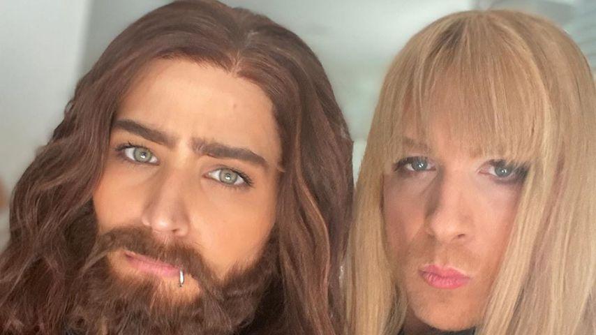 Neue Parodie von Pocher: Jetzt sind Heidi Klum und Tom dran!