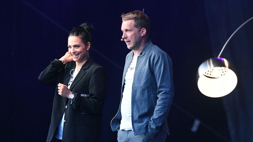 Amira und Oliver Pocher, TV-Stars