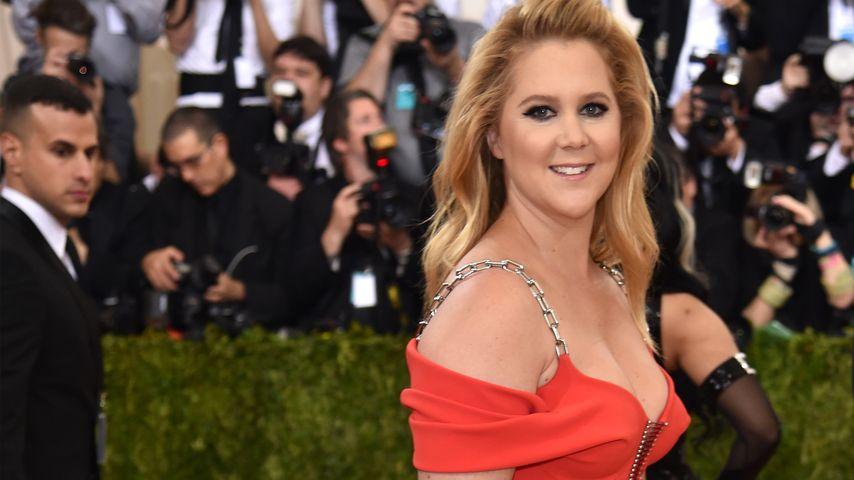 Amy Schumer bei der MET-Gala in New York