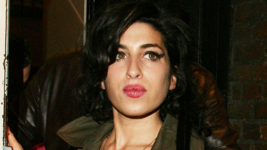 Amy Winehouse im Jahr 2007 in London