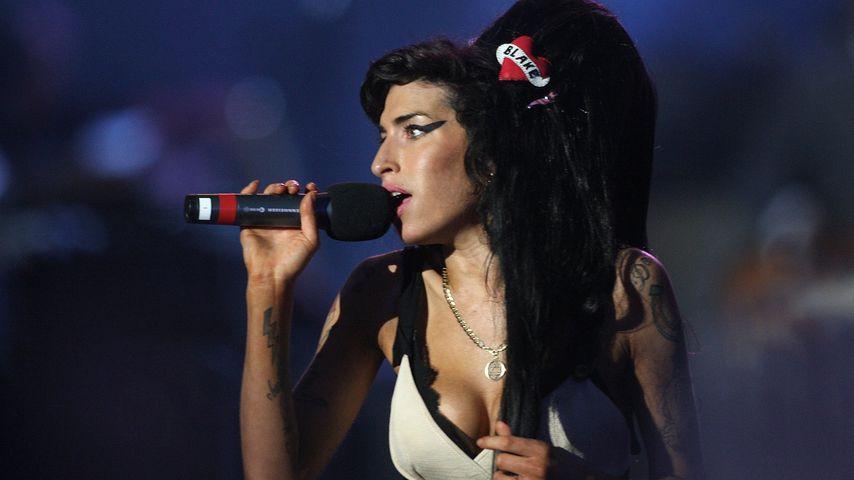 Amy Winehouse, London 2008