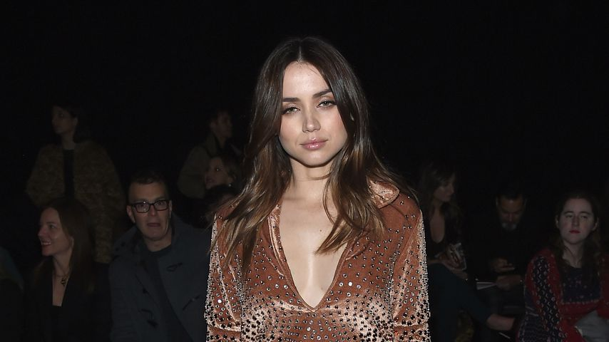 Schauspielerin Ana de Armas in New York