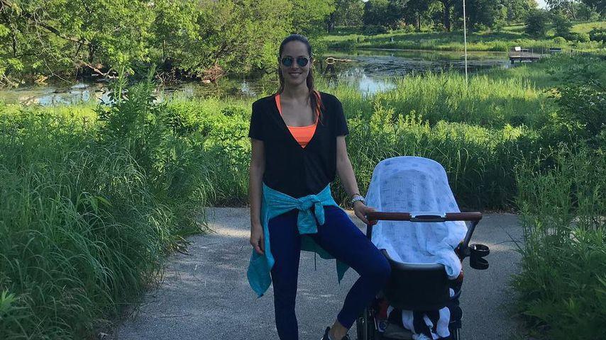 """Happy: Ana Ivanovic genießt Zeit mit ihren zwei """"Jungs""""!"""