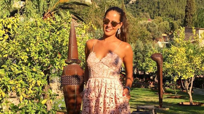 Ana Ivanovic auf ihrer Lieblingsinsel Mallorca
