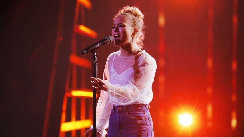 """Anastasia Blevins in den Sing-Offs von """"The Voice of Germany"""""""