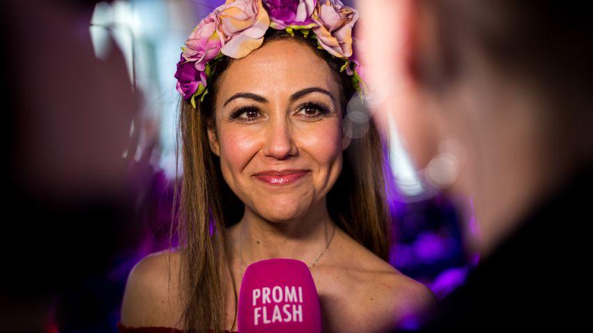 TV-Host Anastasia Zampounidis: 50 Jahre und natürlich schön!