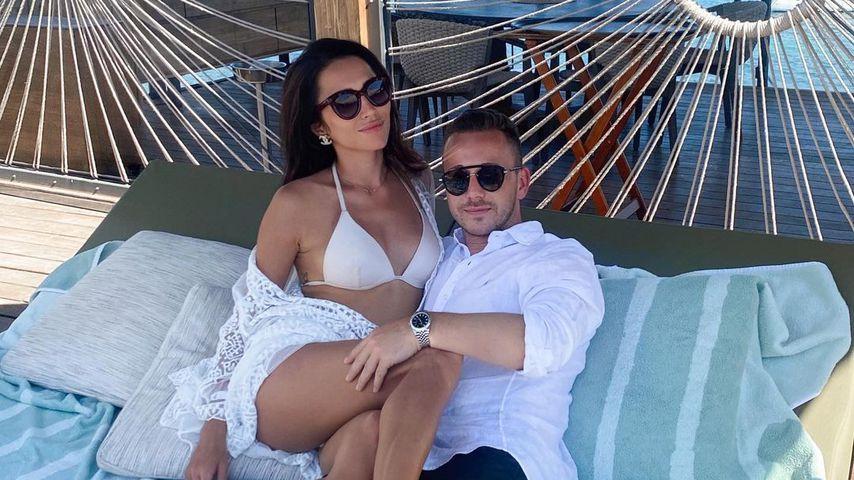 Mit neuem Freund: Anastasiya Avilova will ins Sommerhaus