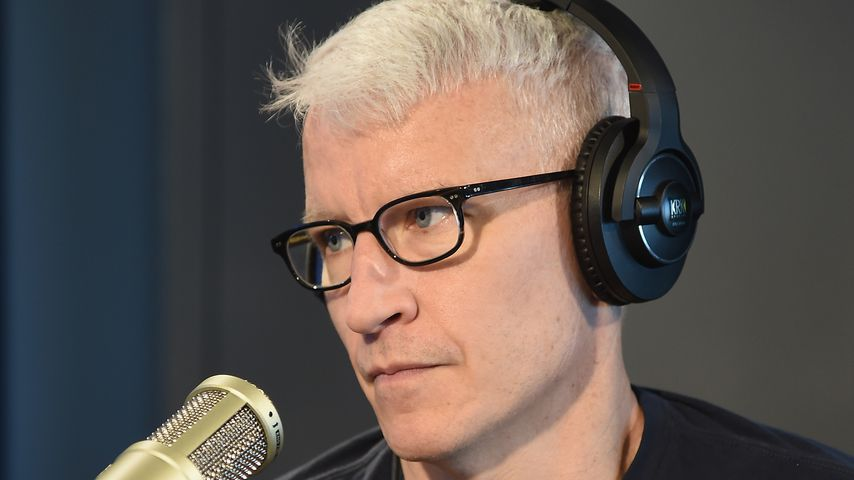 Nach Tod der Mutter: Anderson Cooper erbt nur 1,5 Millionen