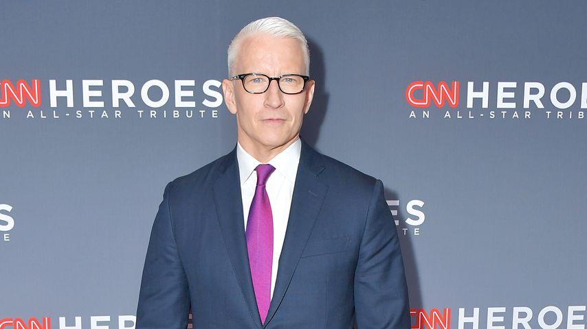 Anderson Cooper, US-amerikanischer Journalist