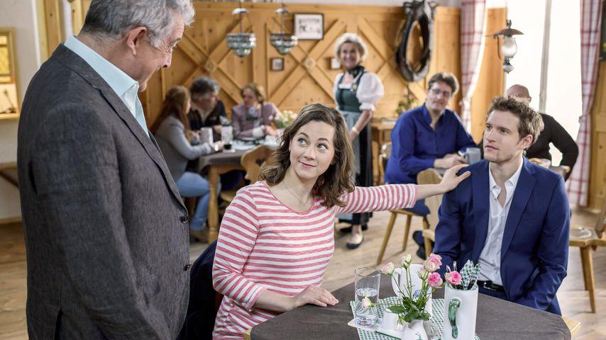 """Kein Männerglück für Tina: """"Sturm der Liebe""""-Star steigt aus"""