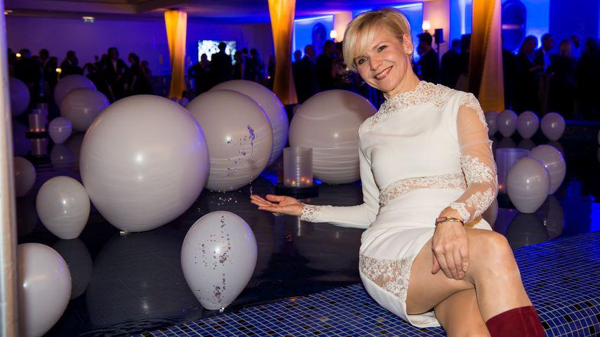 Andrea Kathrin Loewig bei einer Veranstaltung 2016