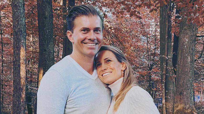 Andrea Schiffner mit ihrem Mann Christian