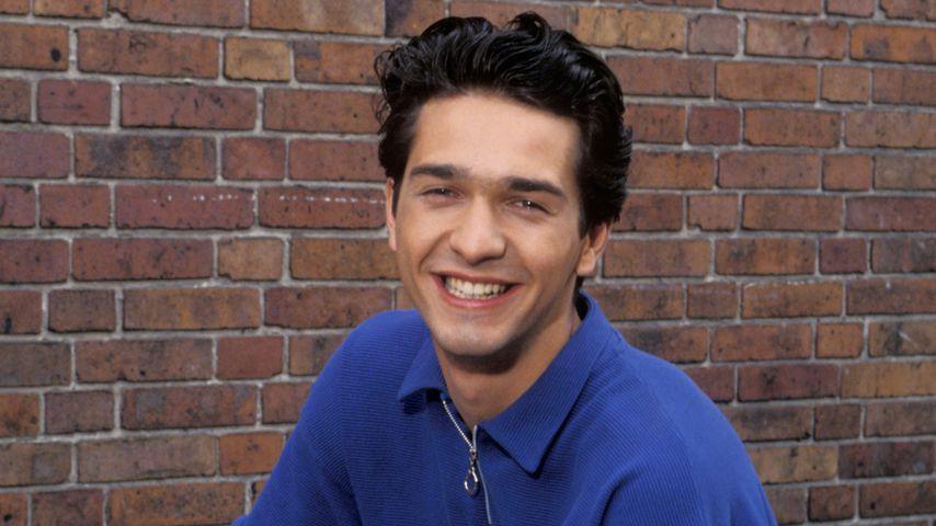 Ex-GZSZ-Darsteller Andreas Elsholz 1993