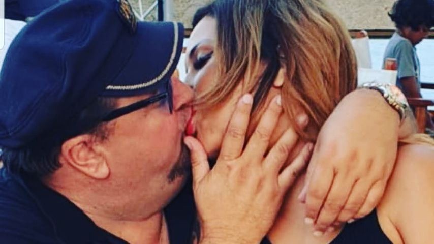 Wirklich verliebt: Patricia Blanco teilt Kussfoto mit Andi