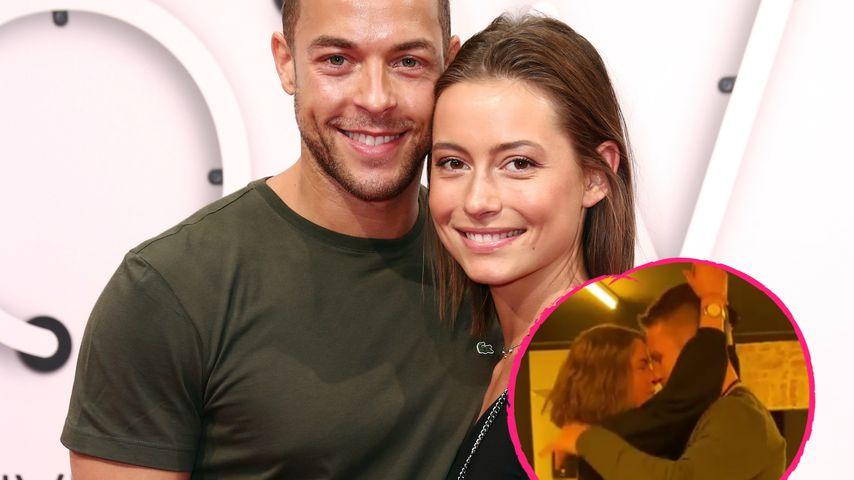 Nach Andrej-Trennung: Jenny tanzt supersexy mit einem Mann