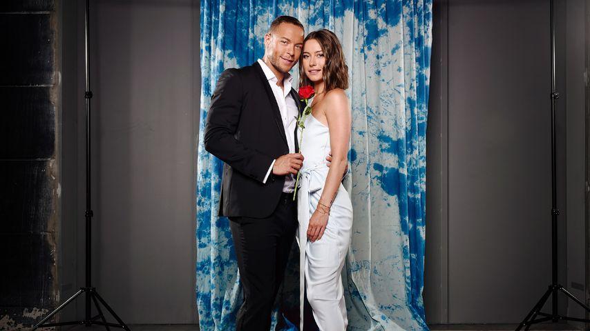 Andrej Mangold und Jenny Lange