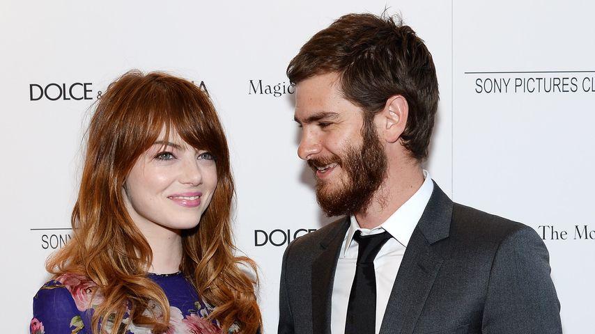 Liebes-Reunion? Andrew Garfield kämpft hart um Emma Stone