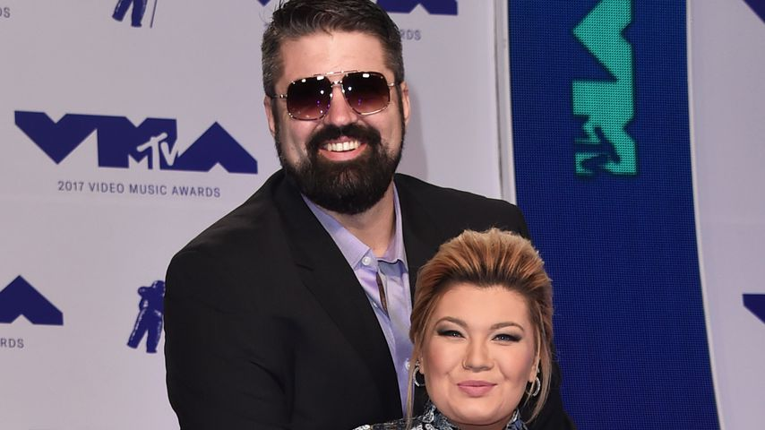 Andrew Glennon und Amber Portwood bei den MTV Video Music Awards
