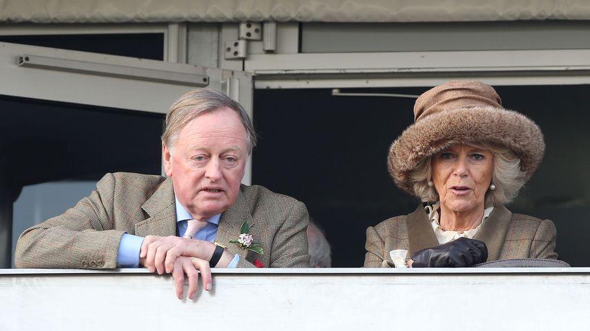 Andrew Parker Bowles und Herzogin Camilla