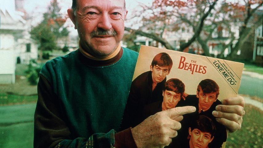 Musikwelt trauert: Beatles-Musiker Andy White (✝85) ist tot!