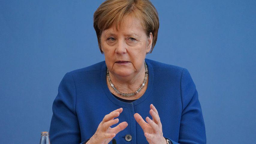 Angela Merkel im März 2020