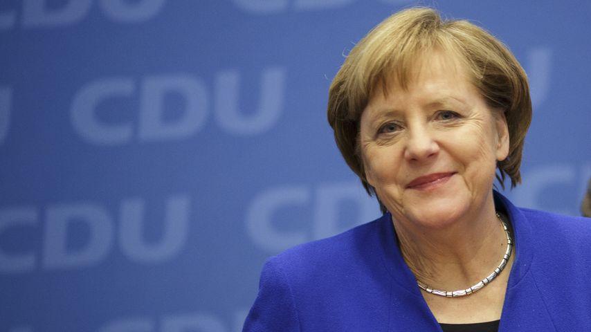 Angela Merkel im Januar 2018