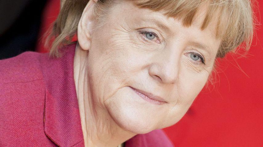 Neuer Style: Angela Merkel trauert um alte Frisur