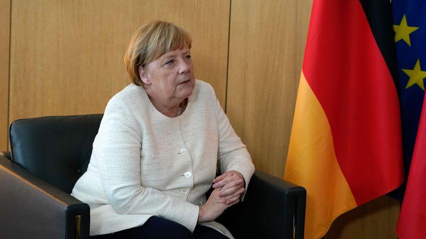 Kanzlerin Angela Merkel, Juni 2019