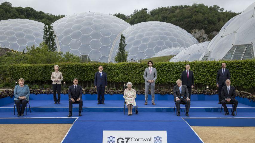 G7-Gipfel im Juni 2021