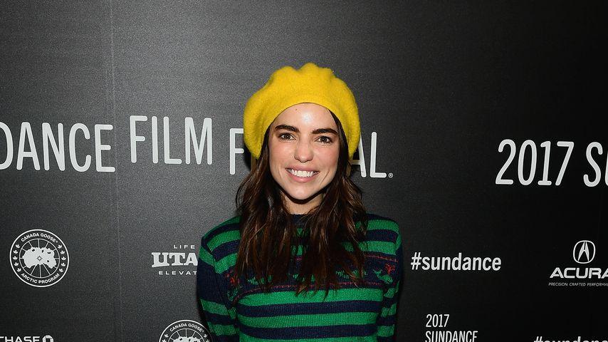 Angela Trimbur beim Sundance Film Festival 2017