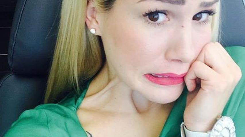 Schmerzhaft & teuer: Angelina Heger leidet wegen Tattoo-Fail