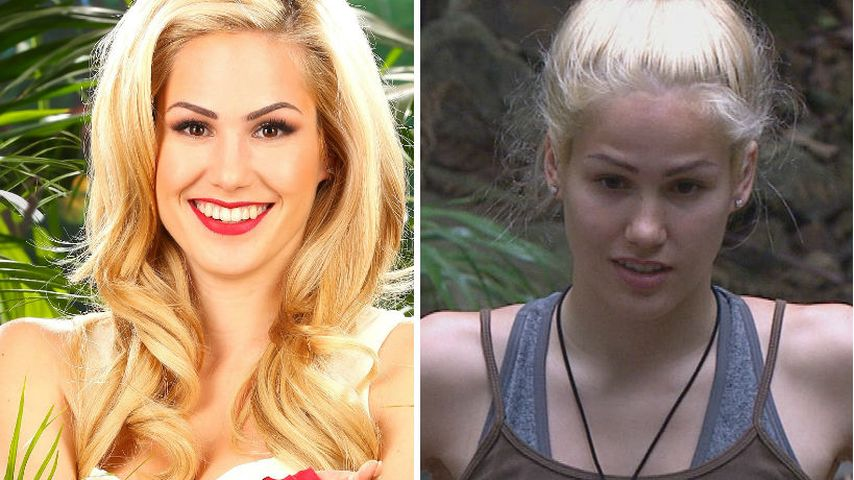 Dschungelladys ohne Make-up: Dreck statt Diva-Look