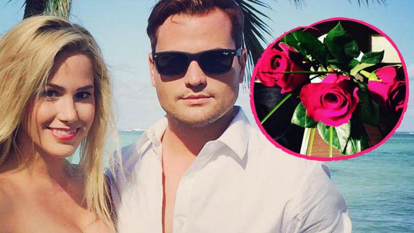 Angelina Heger & Rocco Stark: Rosen-Beweis für ihre Liebe?